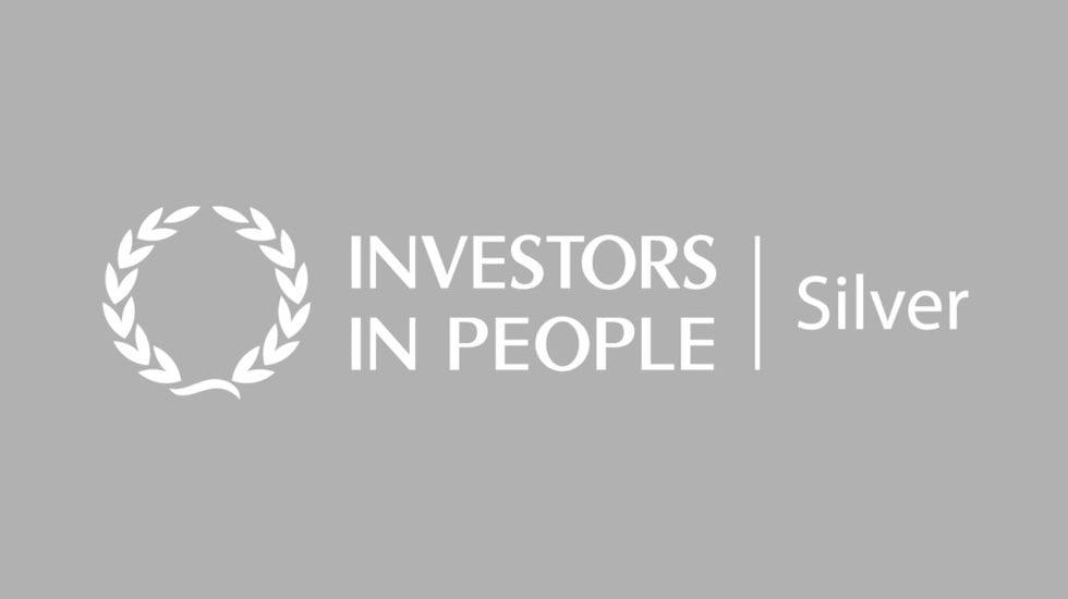 Investors in People Silver Award