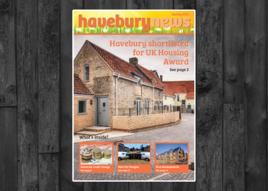 Havebury News: Spring 2015