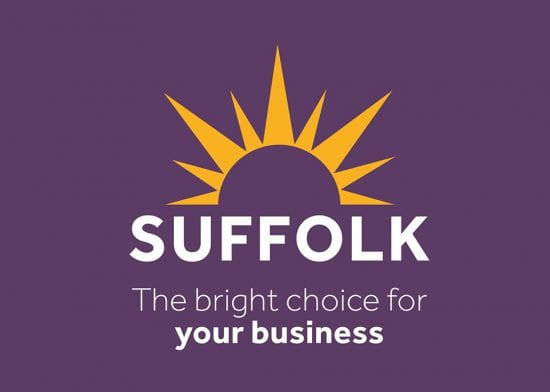 Chief Executive honoured with Suffolk Business Ambassador recognition
