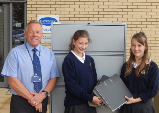 Partnership between Havebury and All-Through Trust School strengthens