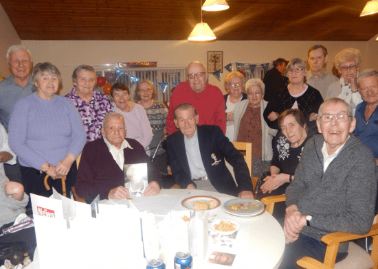 100th birthday: A century of happiness for Henry