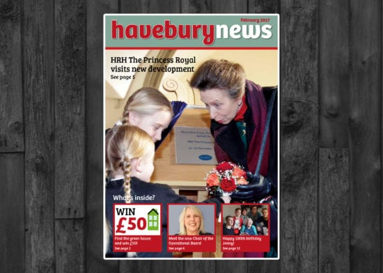 Havebury News Winter 2016