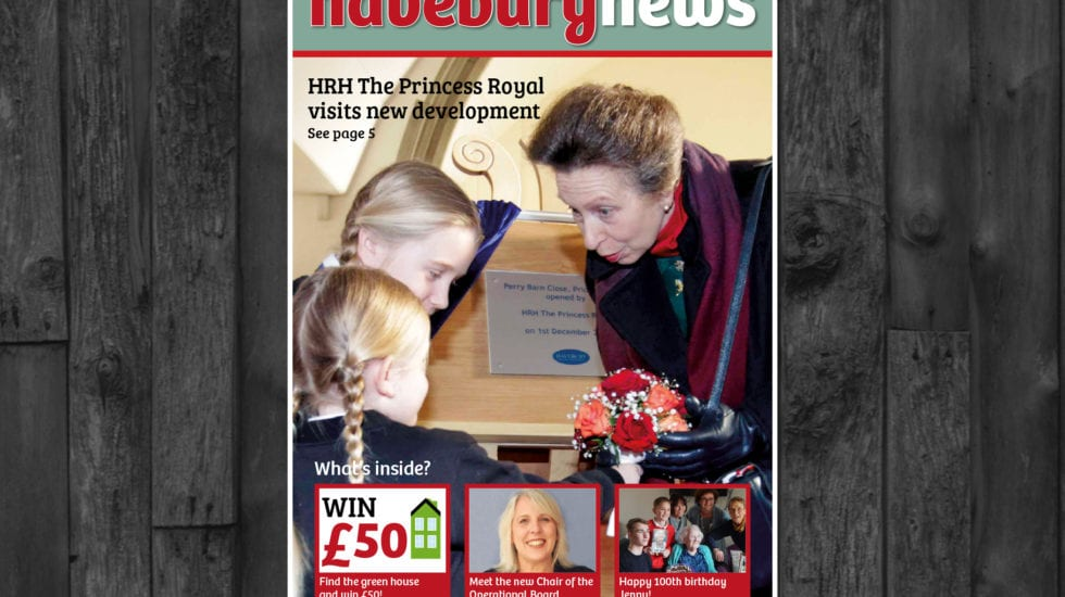 Havebury News: Winter 2016