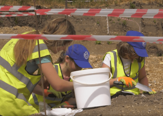 Great Whelnetham – Volunteer dig