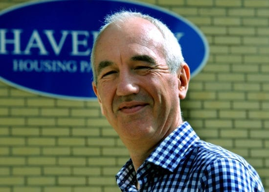 New Chief Executive Andrew Smith Joins Havebury