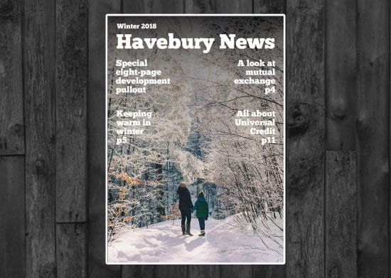 Havebury News: Winter 2018