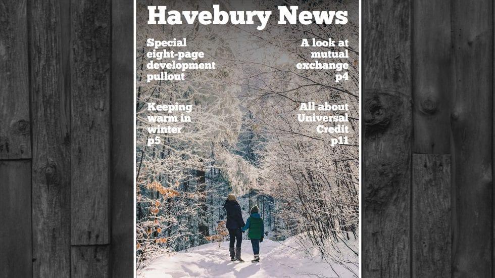 Havebury News: Winter 2018