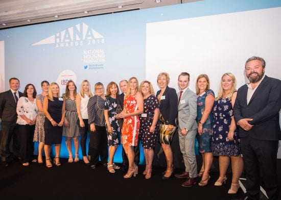 Havebury wins Finance Team of the Year Award