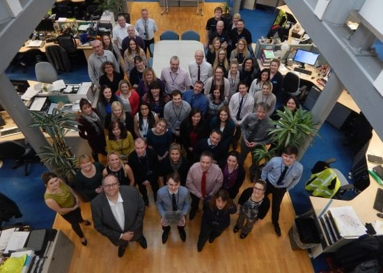 Havebury in top 20 companies to work for in Sunday Times top 100