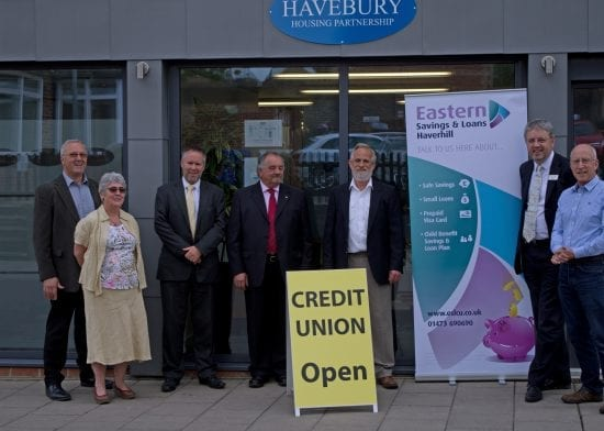 Eastern Savings and Loans Credit Union re-opens at Havebury's Haverhill office