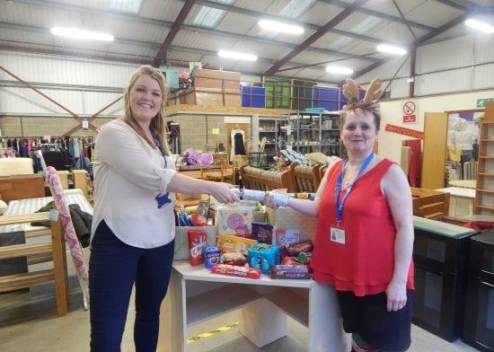 Christmas Charity Week at Havebury