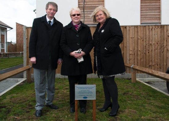 Havebury officially opens £1.6m Greenwood Close development