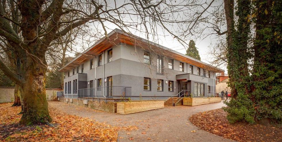 Heath Court housing development
