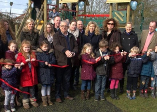 Havebury injects £7,000 into village play park