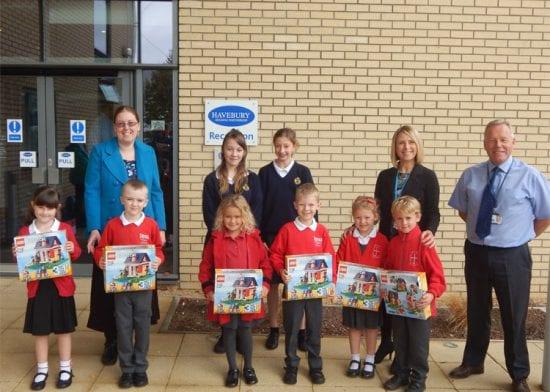 Bury's All-Through Trust schools benefit from Havebury generosity