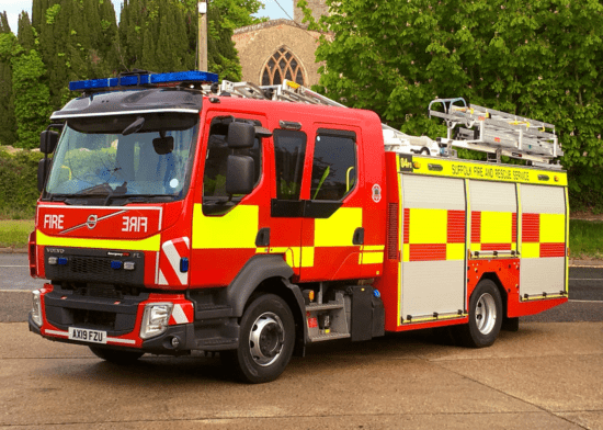 Suffolk Fire & Rescue Service to hold live training exercise on Havebury site