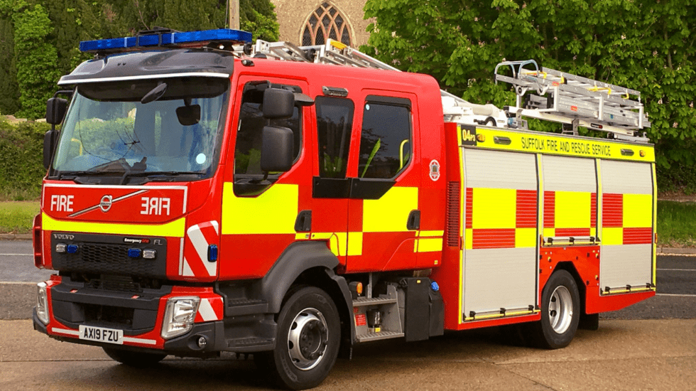 Suffolk Fire & Rescue Service