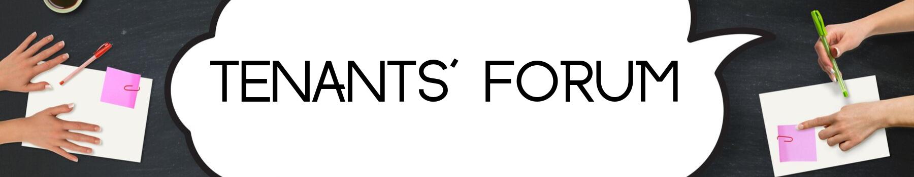 Tenants' Forum