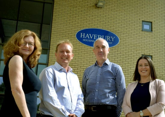 Havebury: Top marks from Regulator
