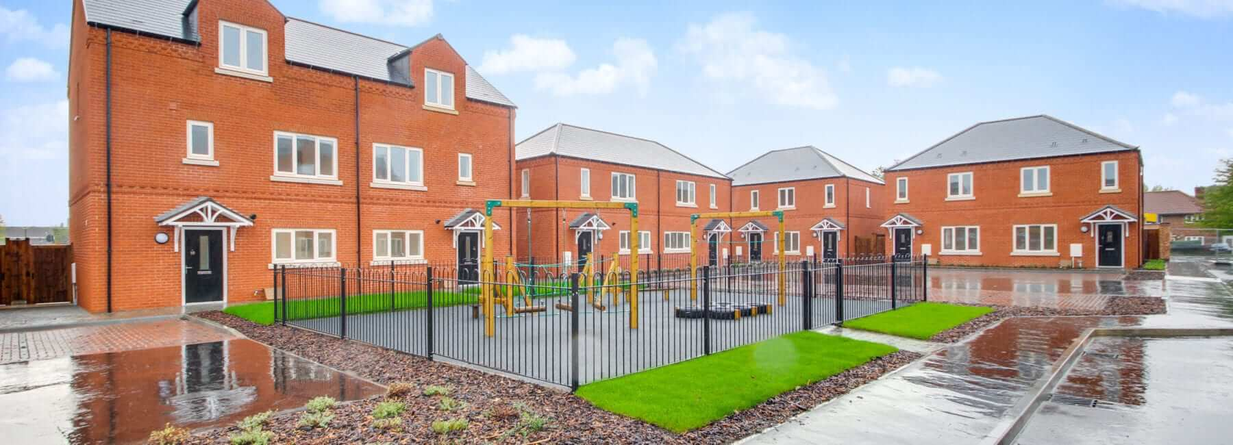 Good quality affordable homes