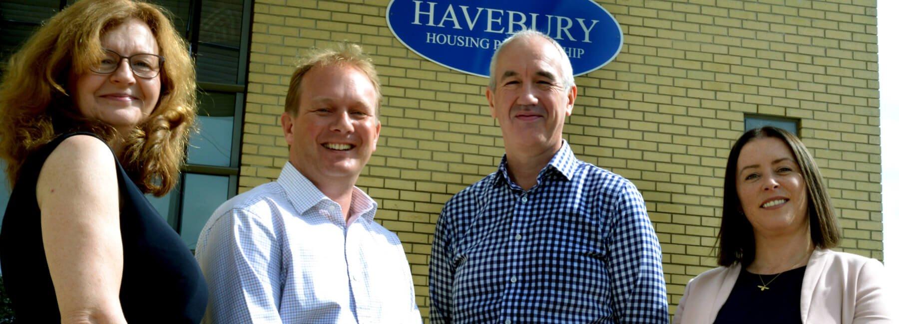 Havebury Housing Partnership's Executive Team
