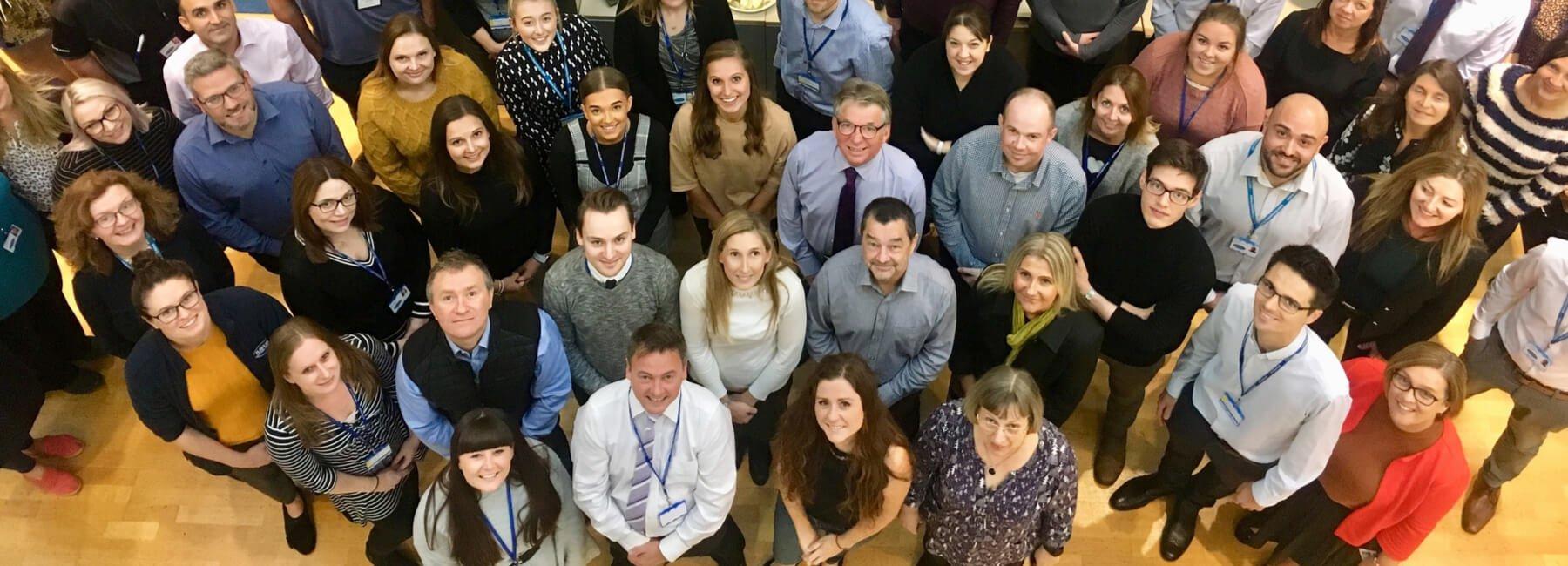 Havebury Housing Development staff