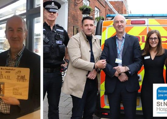 Jail and Bail – Havebury win 'Best Fundraiser 2019'