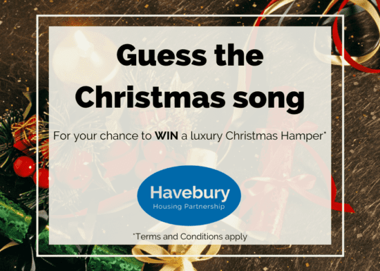 WIN with Havebury this Christmas!