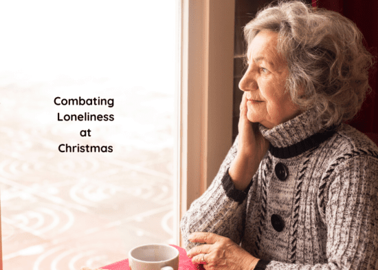 Loneliness at Christmas: Let's fight the battle!
