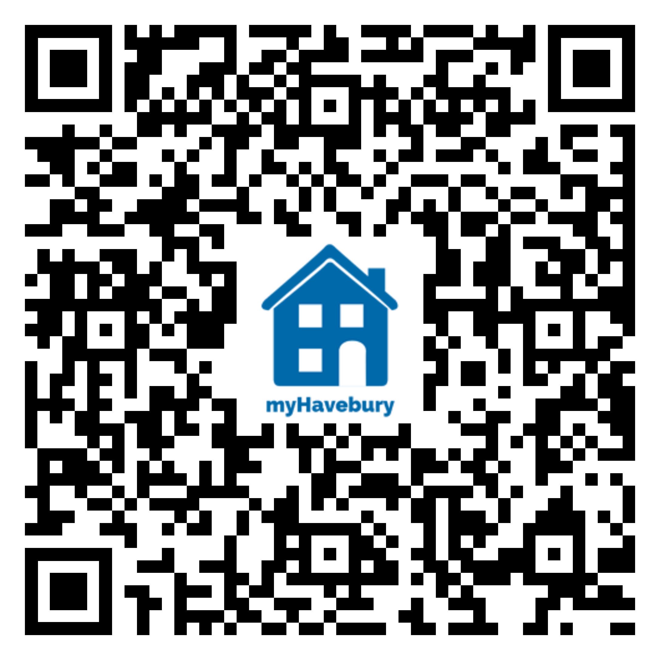 myHavebury - Android app
