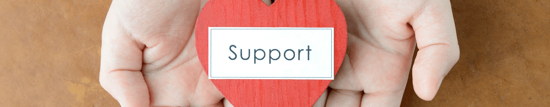 Local Support – Where can I get help?
