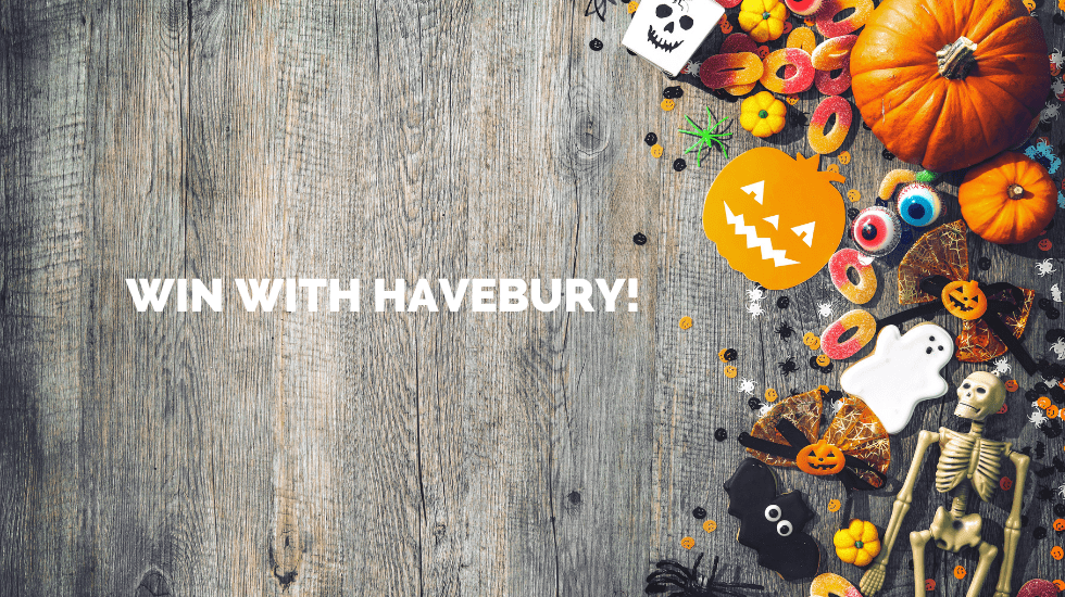 Havebury Pumpkin competition blog graphic