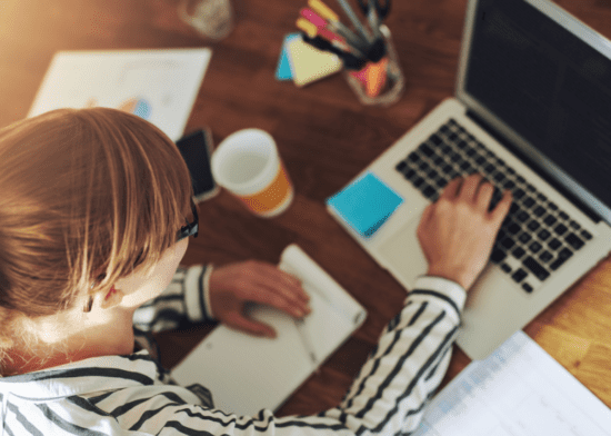 Working from home: How to keep the pace and find the balance