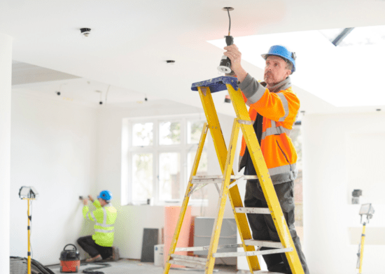 Electrical Inspection and Rewiring Contract