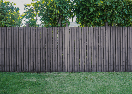 Fencing at your property