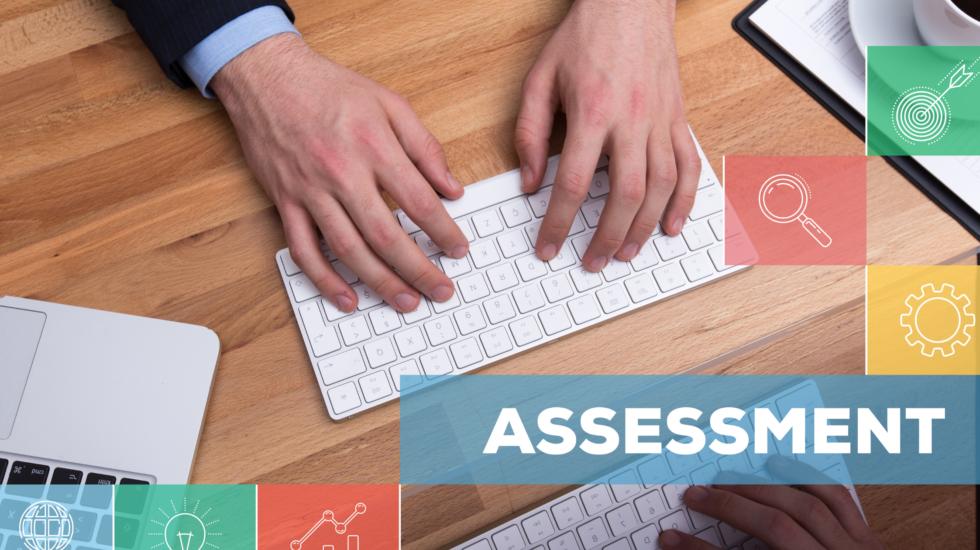 Self assessment - Blog pic