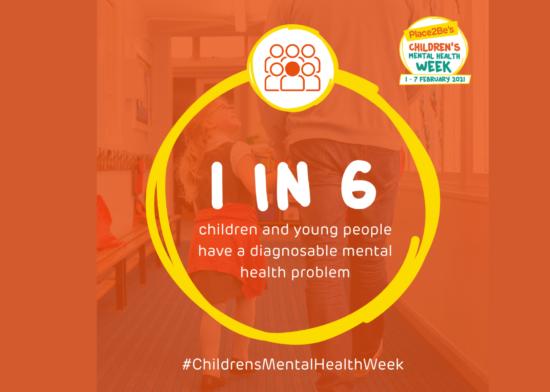 Children's Mental Health Week – Express Yourself