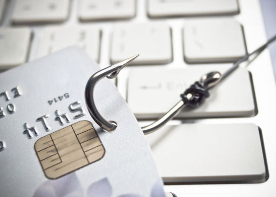 Phishing Scams: hook, line and sinker!