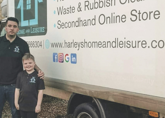 Family at the Heart – Harleys Home and Leisure