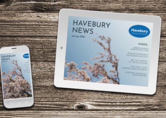 Havebury News Spring 2021