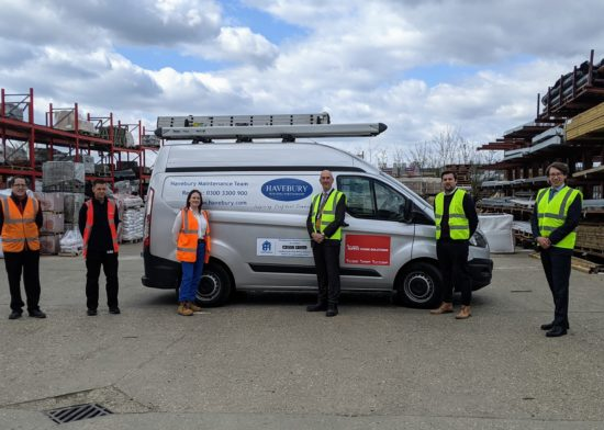 New partnership with Buildbase will streamline repairs service for tenants