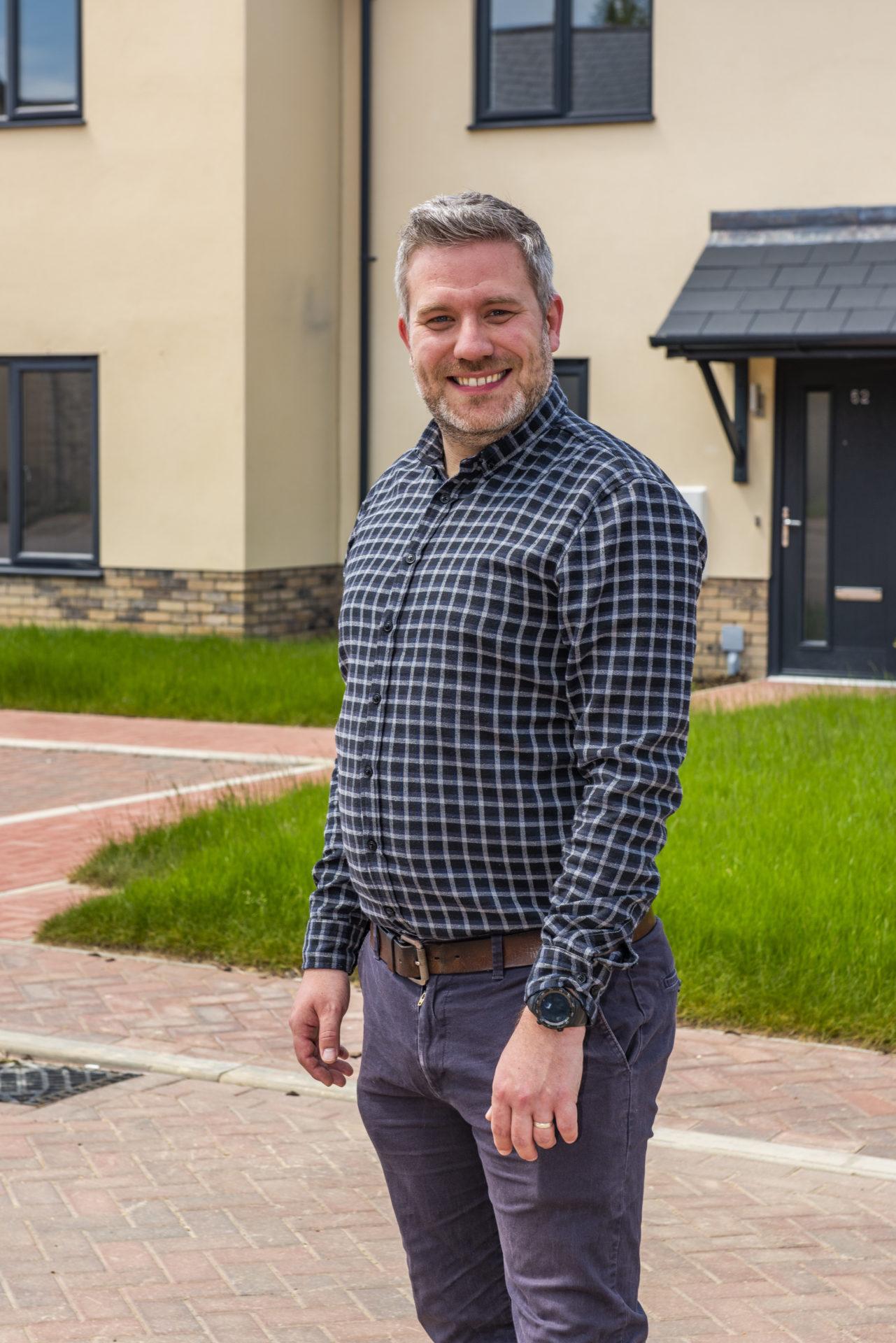 Alex Davies - New Home Manager