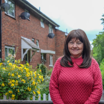 Jackie Rudd, Haverhill