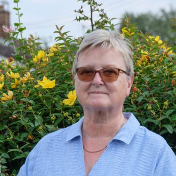 Pauline Stevenson, Bury st Edmunds